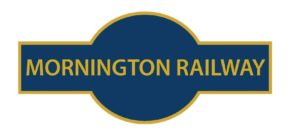 NEW Logo Mornington railway